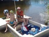Лодка багажник
